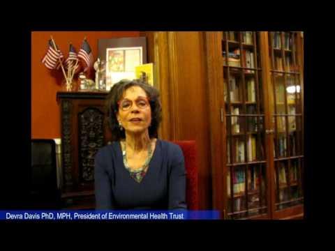Health Risks of 5G Technology: Dr. Devra Davis