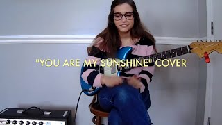 Josie Dunne - You Are My Sunshine (Johnny Cash Cover) [Old School Sundays]