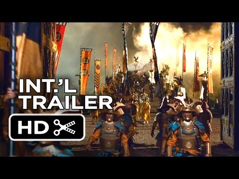47 Ronin Official Int.'l Trailer - Legend (2013) Keanu Reeves Movie HD