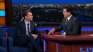 Tom Hiddleston's Butt Has It's Own Hashtag full download video download mp3 download music download