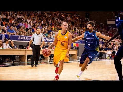 Highlights Morabanc Andorra - FC Barcelona Lassa (Basket) (73-81)