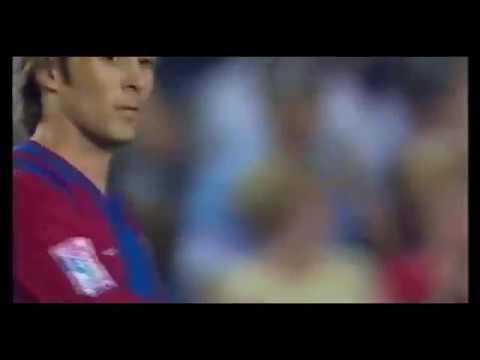 Debut Gaizka Mendieta FCBARCELONA