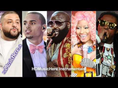 DJ Khaled - Take It To The Head Instrumental With HOOK [BEST ON YOUTUBE] [HD]