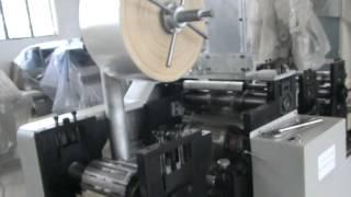 Автомат для упаковки медицинских шпателей