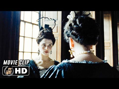 THE FAVOURITE Clip - Look At Me (2018) Rachel Weisz