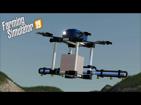 Agricultural Drone v1.0.0.0