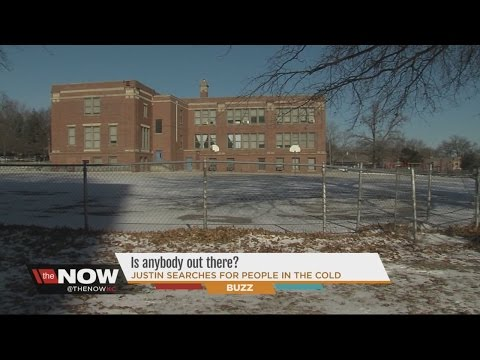 WATCH: Cold weather turns Kansas City into ghost town