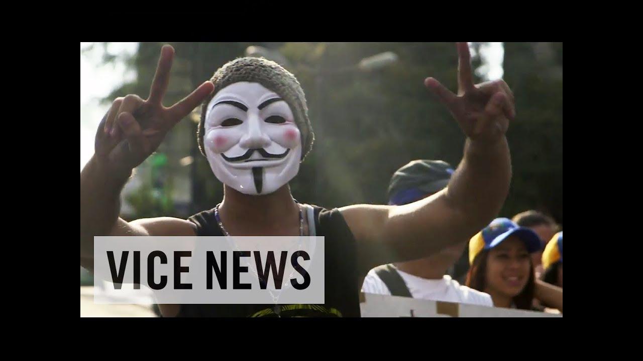 Behind the Protests in Caracas: Venezuela Rising