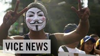 Caracas Venezuela  city pictures gallery : Behind the Protests in Caracas: Venezuela Rising