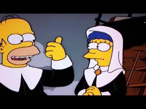 The Simpsons: Mayflower