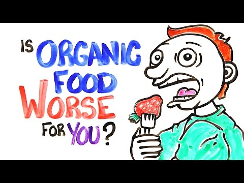 Is Organic Food Worse For You