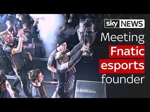 Swipe | Fnatic eSports & pelvic floor training