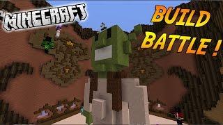 Video DAT SHREK ! | BUILD BATTLE ( Avec DarkHeaven) | Minecraft MP3, 3GP, MP4, WEBM, AVI, FLV Mei 2017