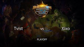Tvist vs Xixo, game 1