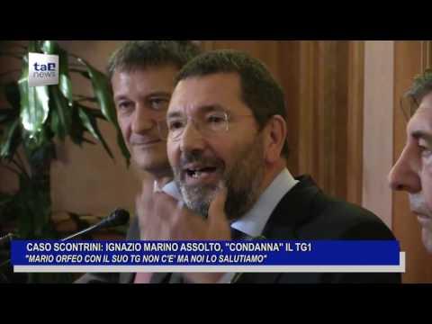 CASO SCONTRINI: IGNAZIO MARINO ASSOLTO,