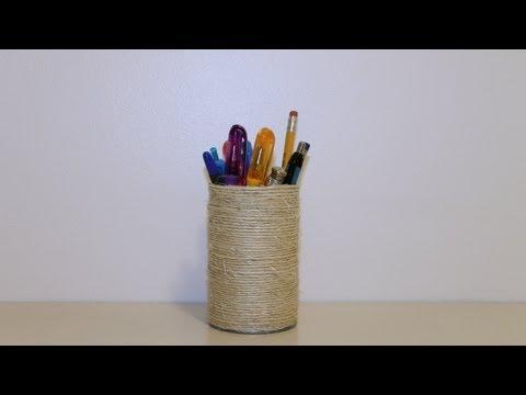 Pot � crayon