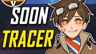 SOON BEST TRACER ROAD TO TOP 500 [ OVERWATCH SEASON 5 ] ▻ Video Source : SoOn Twitch:...
