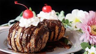 Fried Ice Cream Is ALWAYS Better Than Regular Ice Cream! by Tastemade