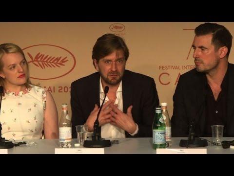 'The Square' leva Palma de Ouro em Cannes