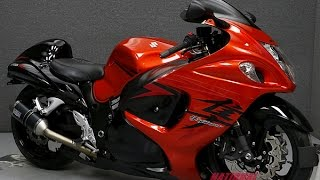 8. 2008  SUZUKI  GSX1300R HAYABUSA - National Powersports Distributors