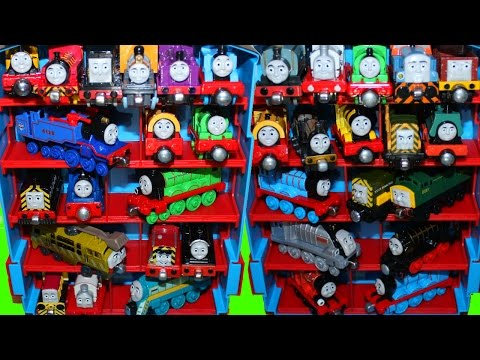 THOMAS AND FRIENDS TAKE N PLAY TANK ENGINES TRAINS DIESELS COLLECTION TRENS