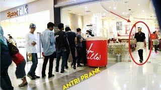 Video Antri Panjang Lalu Pergi Bikin BENGONG KASIR - PRANK INDONESIA MP3, 3GP, MP4, WEBM, AVI, FLV Oktober 2018