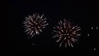 Evansville (IN) United States  City pictures : Fireworks in Evansville Indiana 2016