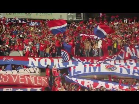 El gol del número 20 y La Murga Del Indigente / DIM vs Tuluá - Rexixtenxia Norte - Independiente Medellín