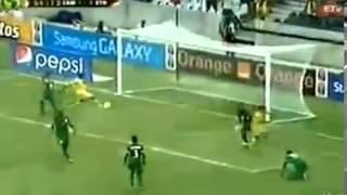 ETHIOPIA  Vs Zambia 2013 Soccer Match  Adane's GOAL Highlight