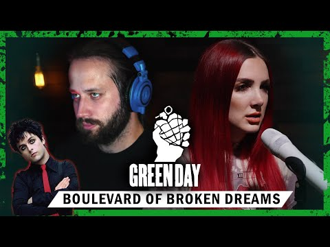 """Green Day  """"Boulevard of Broken Dreams"""" Cover by Halocene"""