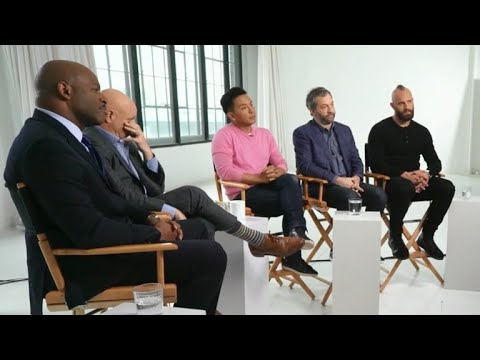 Panel of accomplished men discuss the #MeToo movement