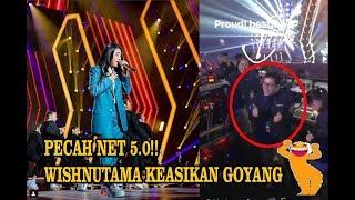 Video NET 5.0 Wishnutama Goyang Lagu Via Vallen - Sayang | Indonesian Choice Awards 2018 MP3, 3GP, MP4, WEBM, AVI, FLV Juni 2018