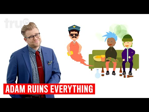 Adam Ruins Everything Why Undercover Cops Can Lie to