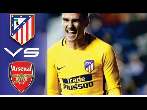 Atletico Madrid vs Arsenal 1-0 LIVE 2018 - Match Preview UEL with English Commentary 03_05_2018 HD