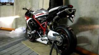 6. Ducati 1198 R Corse Edition Termignoni