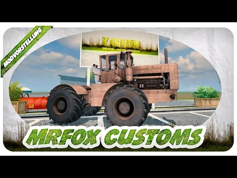 MrFox Customs Tractor v1.0
