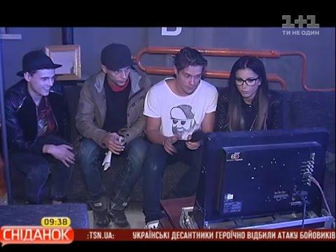 Нікіта Алєксєєв знімає перший кліп