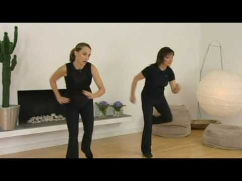 Power Aerobic Workout with Lorraine Kelly
