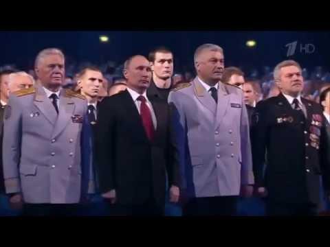 Путин плачет во время песни | ТЫ ЗНАЕШЬ, ТАК ХОЧЕТСЯ ЖИТЬ (видео)