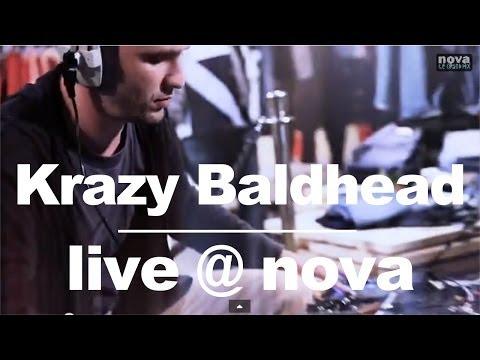 Live Krazy Baldhead