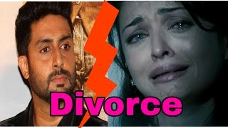 Video Aishwarya Rai to divorce Abhishek Bachchan| OmG!! Shocking news from Bollywood MP3, 3GP, MP4, WEBM, AVI, FLV Oktober 2017