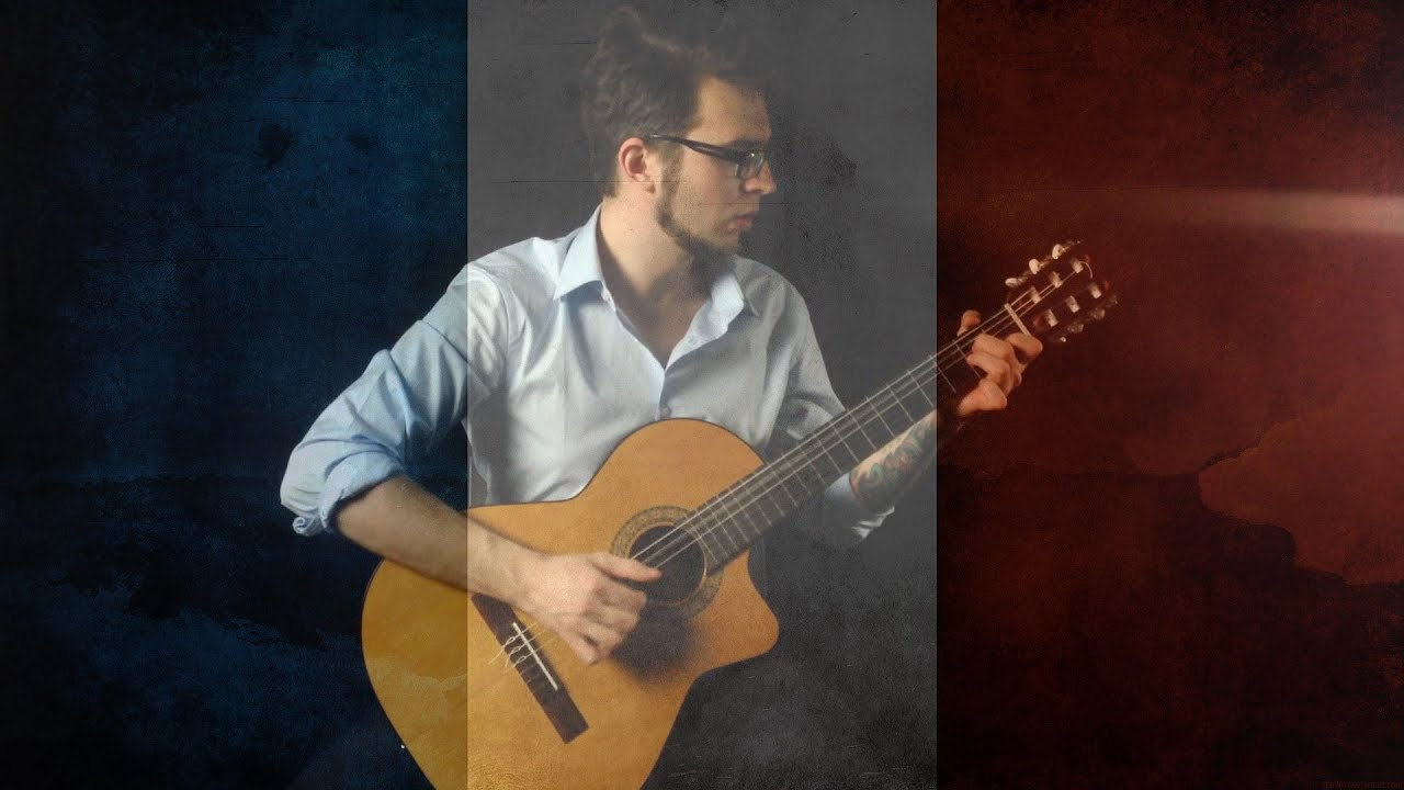 Top 5 French Songs on classical guitar