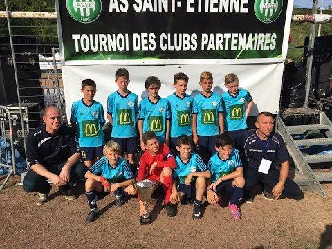 2018.06.09 U11 Tournoi ASSE des clubs partenaires