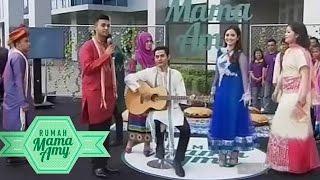 Rame! Ada Cast Sinetron Ayu Anak Depok City - Rumah Mama Amy (30/12) Video