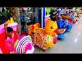 Download Lagu Mainan Anak Naik Odong odong mobil mini Binatang Lucu yang banyak sekali bersama teman Mp3 Free