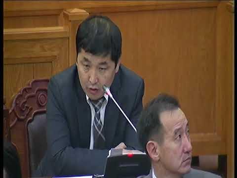 О.Баасанхүү: АТГ ажлаа хийвэл энэ парламентад суух хүн байхгүй