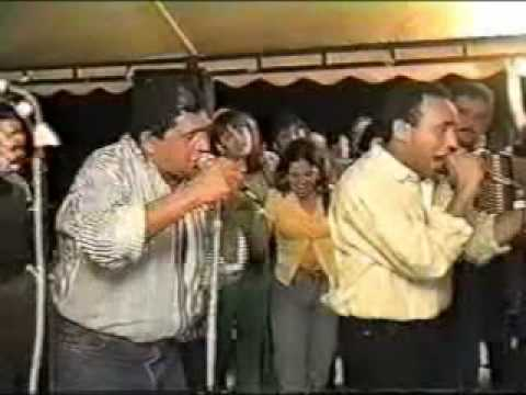 Ahi Vas Palomaponcho Y Emiliano Zuleta Con Chiche Maestre Los Chiches Vallenatos