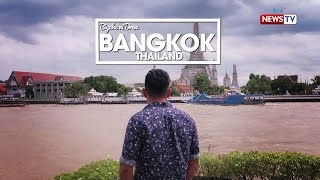 Bangkok is known as the capital and the most populous place in Thailand. There are temples to visit especially the Temple of Wat Pho or the Temple of the Reclining Buddha that symbolizes simplicity. Many people will also enjoy the variety of Thai foods and the biggest shopping area called Chatuchak Weekend Market.Aired: August 18, 2017Watch 'Biyahe ni Drew' every Friday night on GMA News TV, hosted by Drew Arellano.Subscribe to us!http://www.youtube.com/user/GMAPublicAffairs?sub_confirmation=1Find your favorite GMA Public Affairs and GMA News TV shows online!http://www.gmanews.tv/publicaffairshttp://www.gmanews.tv/newstv