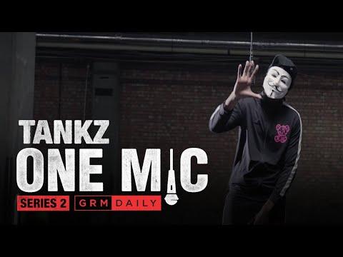 Tankz – One Mic Freestyle | GRM Daily