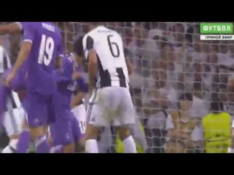 Juventus Vs Real Madrid 1-4 All Goals & Extended Highlights 3/06/2017 Champions League HD